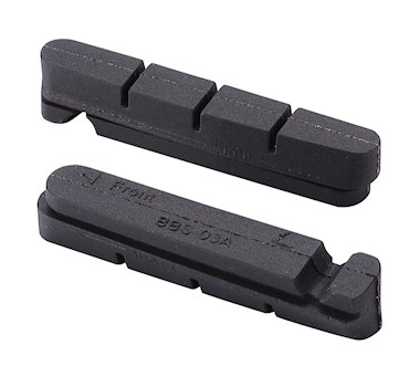 BBS-03A - ROADSTOP SHIMANO CARTRIDGE PADS (1 PAIR)