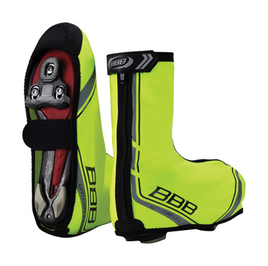 BWS-03 - WATERFLEX SHOE COVERS (NEON YELLOW, 39-40, V15)