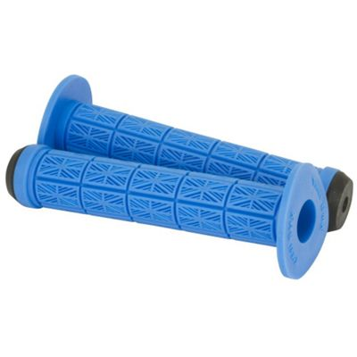 Total BMX Brit Grip Blue