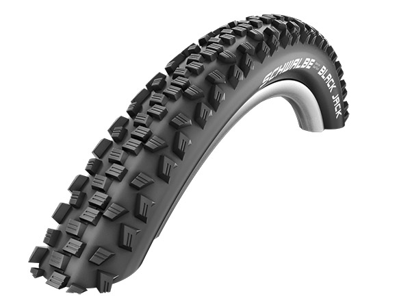 Schwalbe Black Jack Wired Tyre 20x1.90 (47-406)